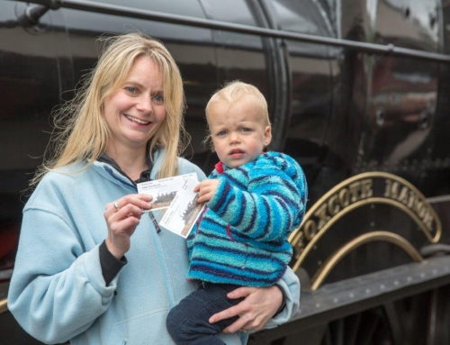 CHUFFING GREAT TICKETS FOR KENT AND EAST SUSSEX RAILWAY!