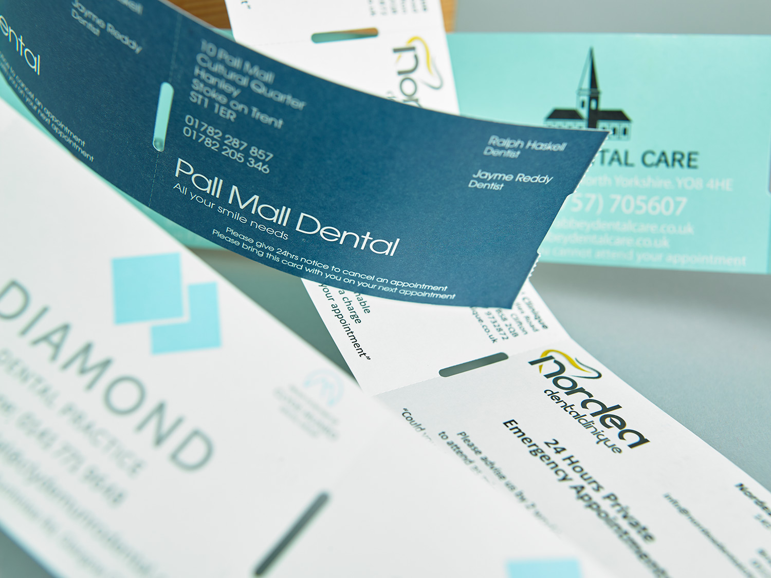 specialist appointment cards at a fraction of the cost - Dental Appointment Cards